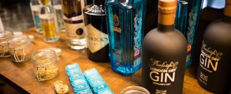Foozie Review from our last gin tasting