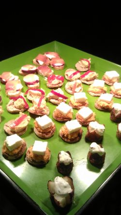 Tray of Canapés Gallery