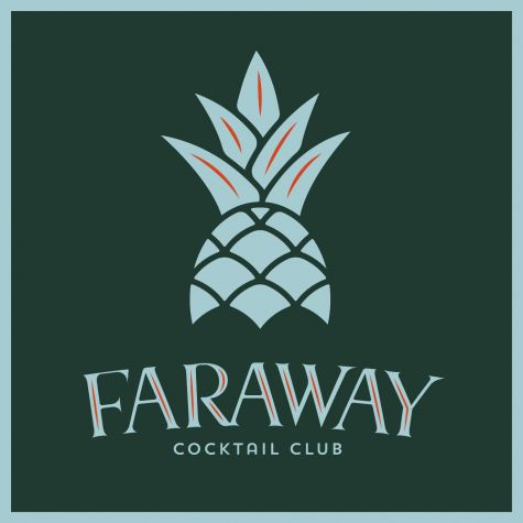 NEW!  Faraway Cocktail Club Opens 13th April